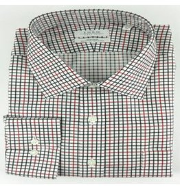 Enro Enro Non-Iron Reunion Check Dress Shirt