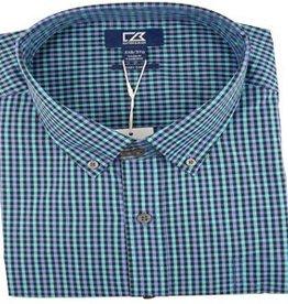 Cutter & Buck Cutter & Buck Easy Care Barret Check Shirt