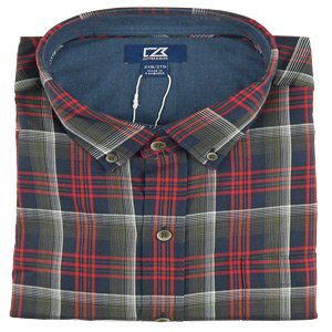 Cutter & Buck Cutter & Buck Non-Iron Dry Creek Plaid Shirt