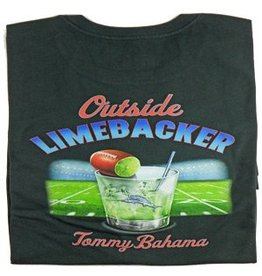 Tommy Bahama Tommy Bahama Short Sleeve Outside Limebacker Tee