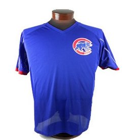 MLB Emergence V-Neck Shirt - Three Teams