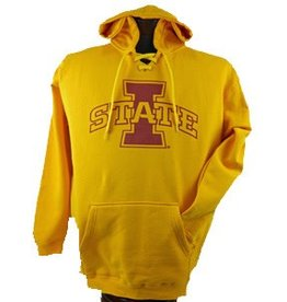 Iowa State Gold Hooded Sweatshirt