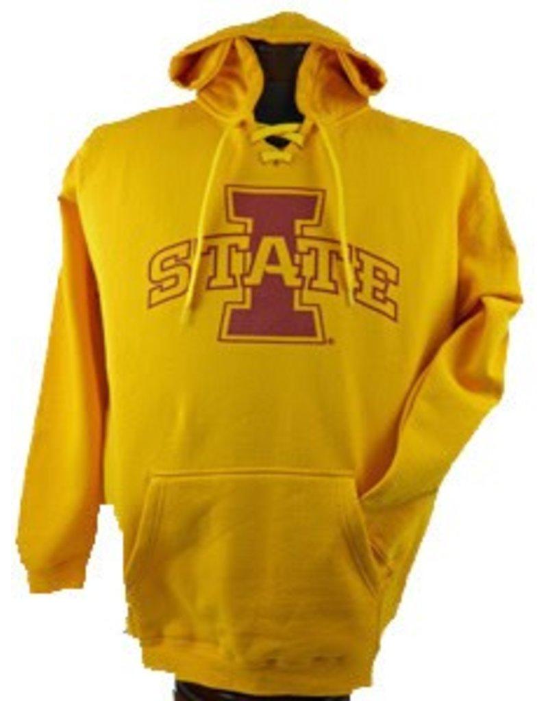 Iowa State Gold Hooded Sweatshirt