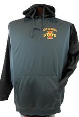 ISU Color Block Perf Hoody Sweatshirt