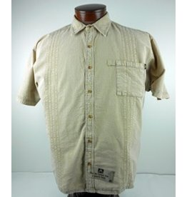 Santiki Short Sleeve Traveler Camp Shirt
