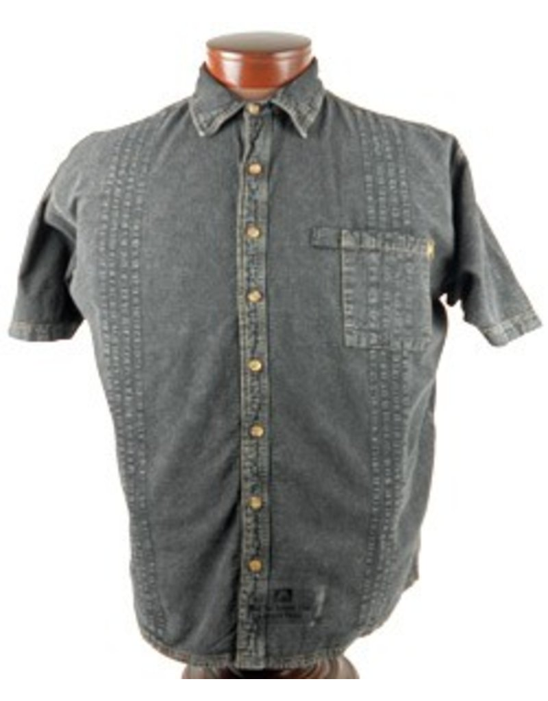 Santiki Short Sleeve Traveler Camp Shirt
