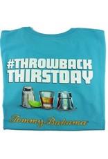 Tommy Bahama Tommy Bahama Short Sleeve Throw Back Thirstday Tee