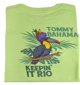 Tommy Bahama Tommy Bahama Short Sleeve Keeping it Rio Tee