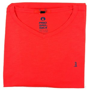 All Size Short Sleeve  56*4 V-Neck Tee - Two Colors