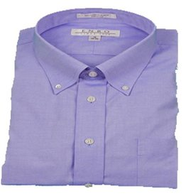 Enro Enro Non-Iron Basic Light Blue Button Down Shirt