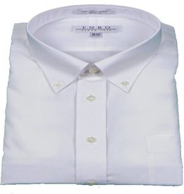 Enro Enro Basic White BD Dress Shirt