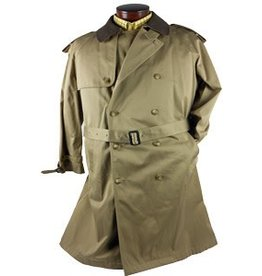 Gruner & Company Hamlet Double Collar Raincoat