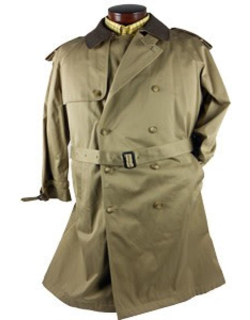 Gruner & Co Hamlet Double Collar Raincoat
