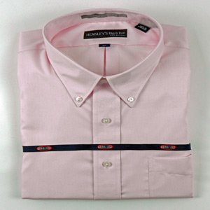 Hensley's Wrinkle Free Oxford Shirt