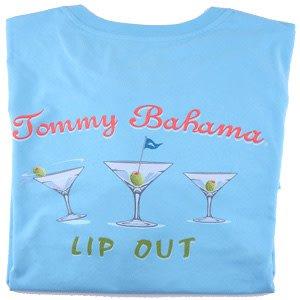 Tommy Bahama Tommy Bahama Lip Out Tee Shirt