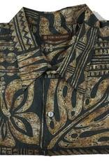 Tori Richard Rotuli Short Sleeve Cotton Lawn Shirt