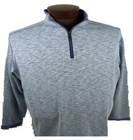 Tommy Bahama Tommy Bahama Sea Glass Rev Half Zip