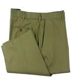 Enro Khaki Josh Flat Front Pant
