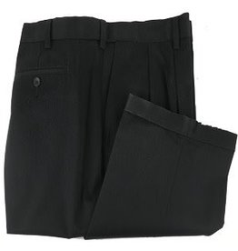 Enro Black Kyle Pleated Pant