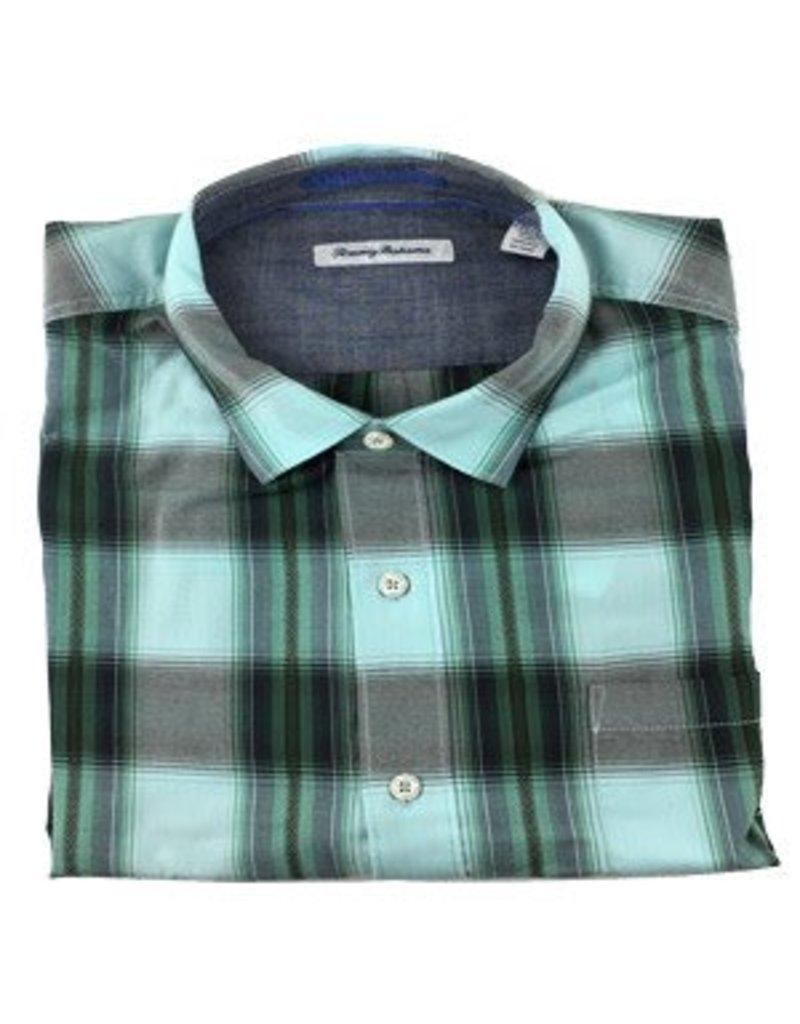 Tommy Bahama Tommy Bahama SS Biscayne Plaid Shirt