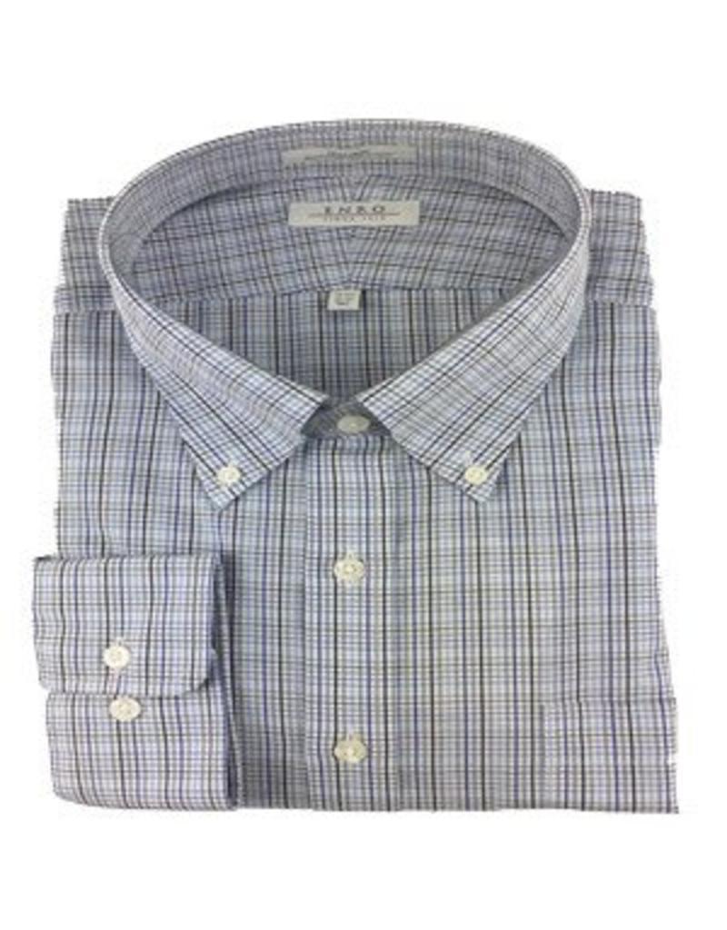 Enro Enro Non-Iron Berkley Check Shirt