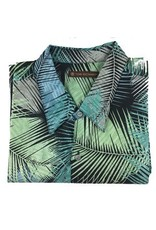 Tori Richard Palm Forest Cotton Lawn Shirt