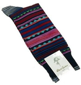 Robert Graham Nangal Socks