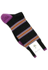 Robert Graham Sawteeth Socks