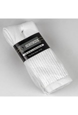 Extra Wide Athletic Crew Socks-3-Pack Size 16-20