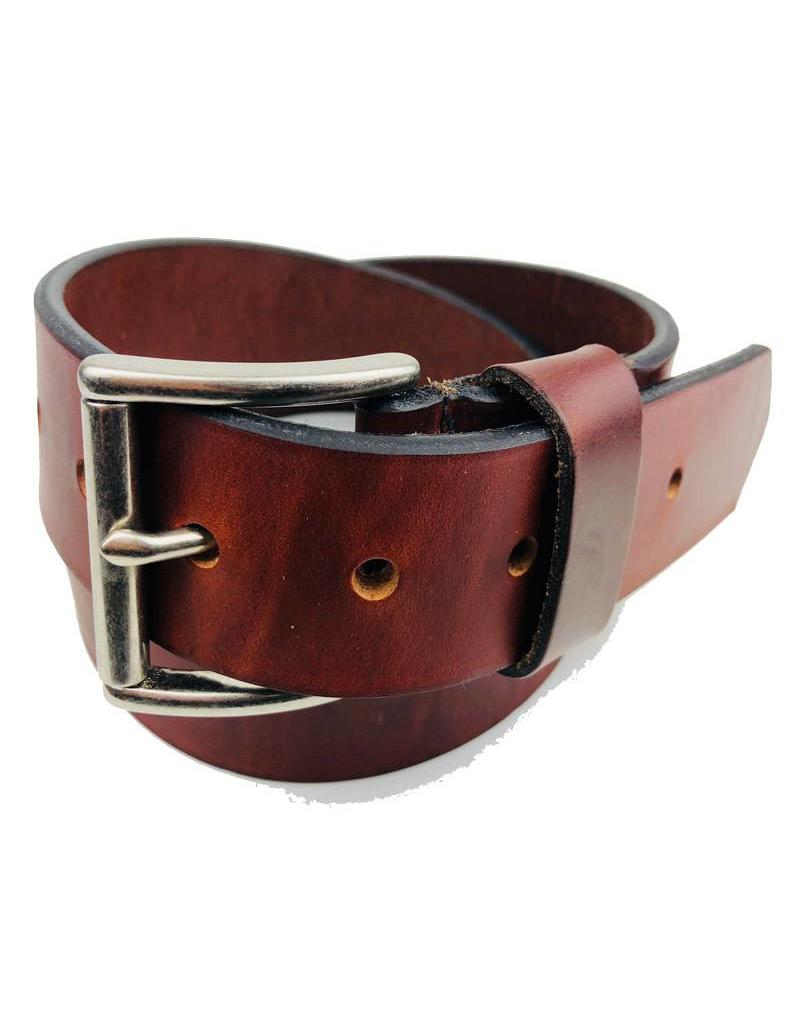 Boston Leather Oil Tan Latigo Leather Belts