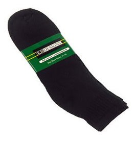 Extra Wide Athletic Quarter Socks-3-Pack 11-16