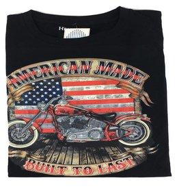 Patriotic American Made SS Tee Shirt