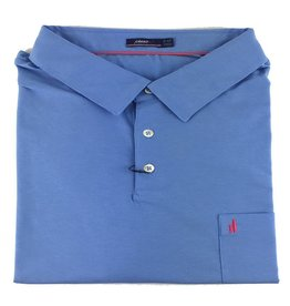 Johnny O Johnnie O Harvey Laquna Blue Polo