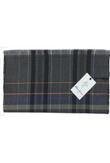 Robert Graham Lewis Dark Green Wool Scarf