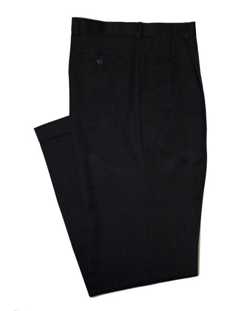 Enro Sublima Pleated Cuff Pant-Charcoal Mix
