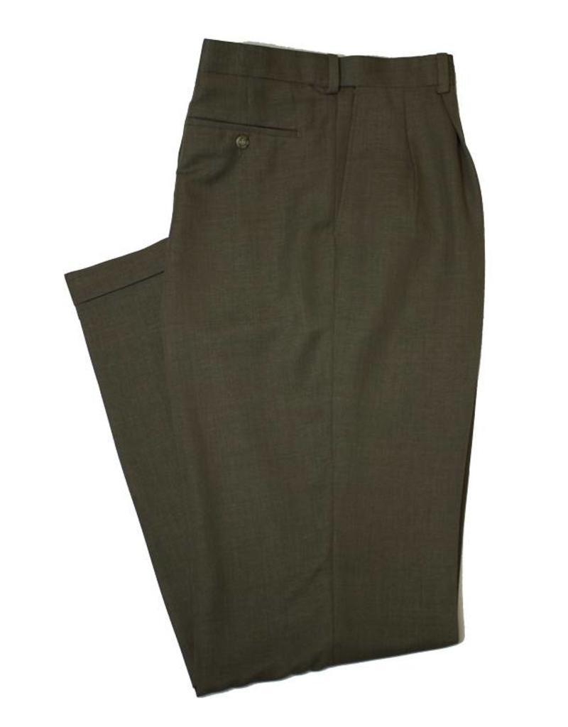 Enro Sublima Pleated Cuff Pant-Tan Heather