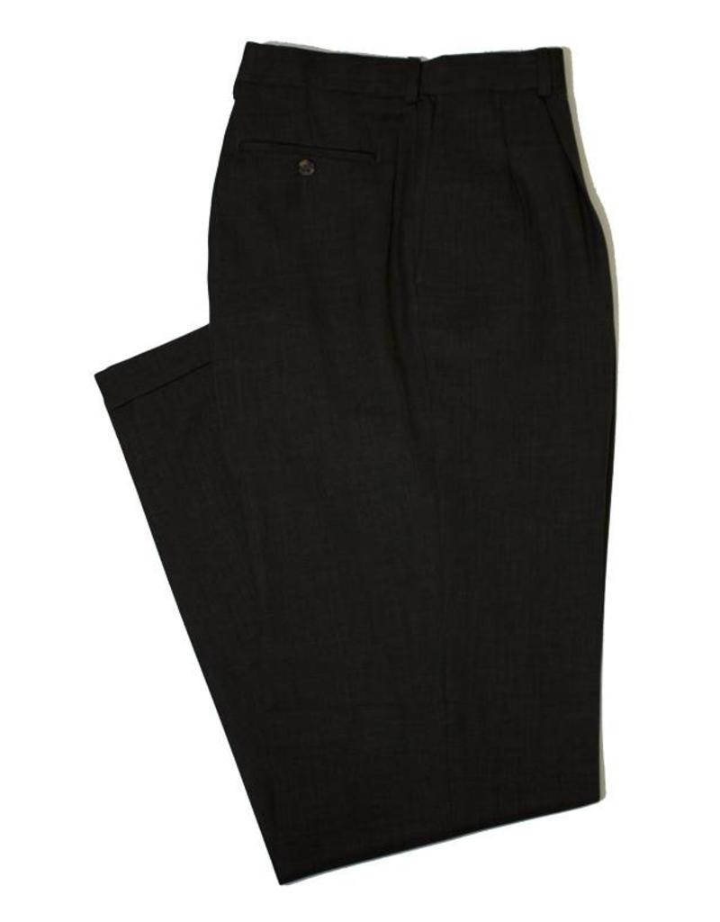Enro Sublima Pleated Cuff Pant-Brown Heather