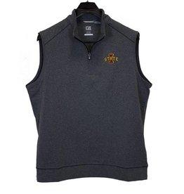 Cutter & Buck Cutter & Buck ISU Shoreline 1/4 Zip Vest