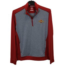 Cutter & Buck Cutter & Buck ISU Drytec Replay Half Zip