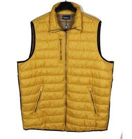 All Size North 56*4 Mustard Puffer Vest