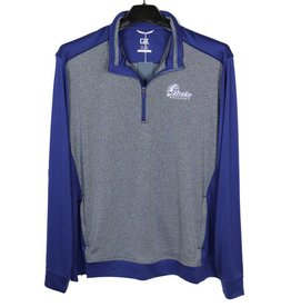 Cutter & Buck Cutter & Buck Drake Bulldogs Replay Half Zip