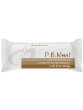 Designs for Health Peanut Butter Macro-Bar -- 1.94 oz