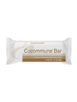 Designs for Health Cocommune Immunity Bar -- 1.41 oz