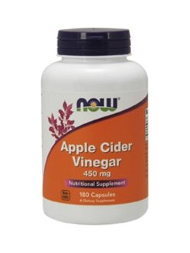 Source Naturals Apple Cider Vinegar - 180 caps