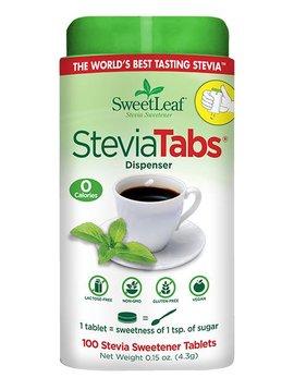 SweetLeaf SweetLeaf Stevia Tabs - 100 tabs