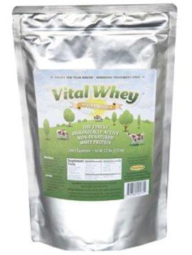Well Wisdom Vital Whey - Vanilla - 2.5 lbs.