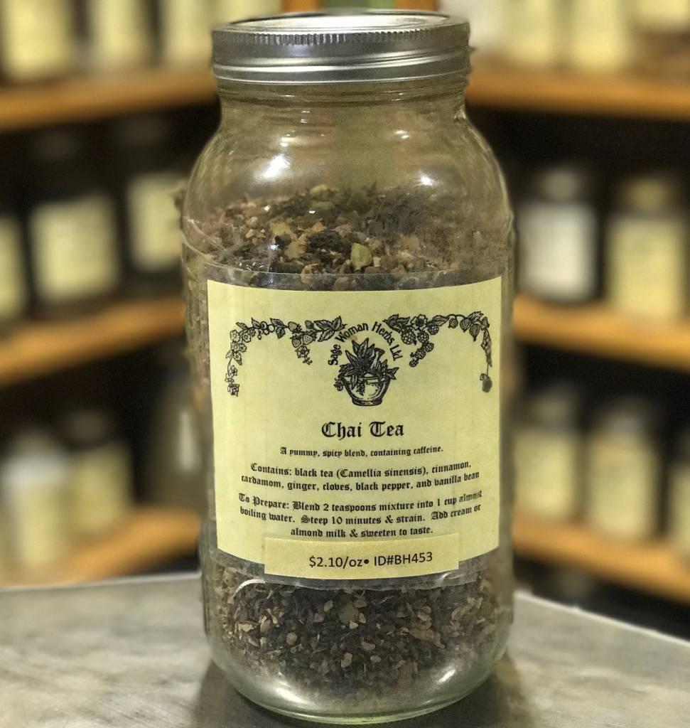 Chai Tea 16oz.
