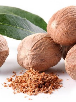 Nutmeg Ess Oil 1/4oz.