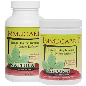Natura Health Products Immucare I - 100 grams powder