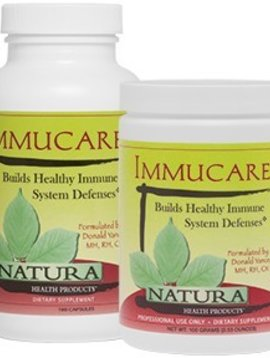 Natura Health Products Immucare I - 180 caps